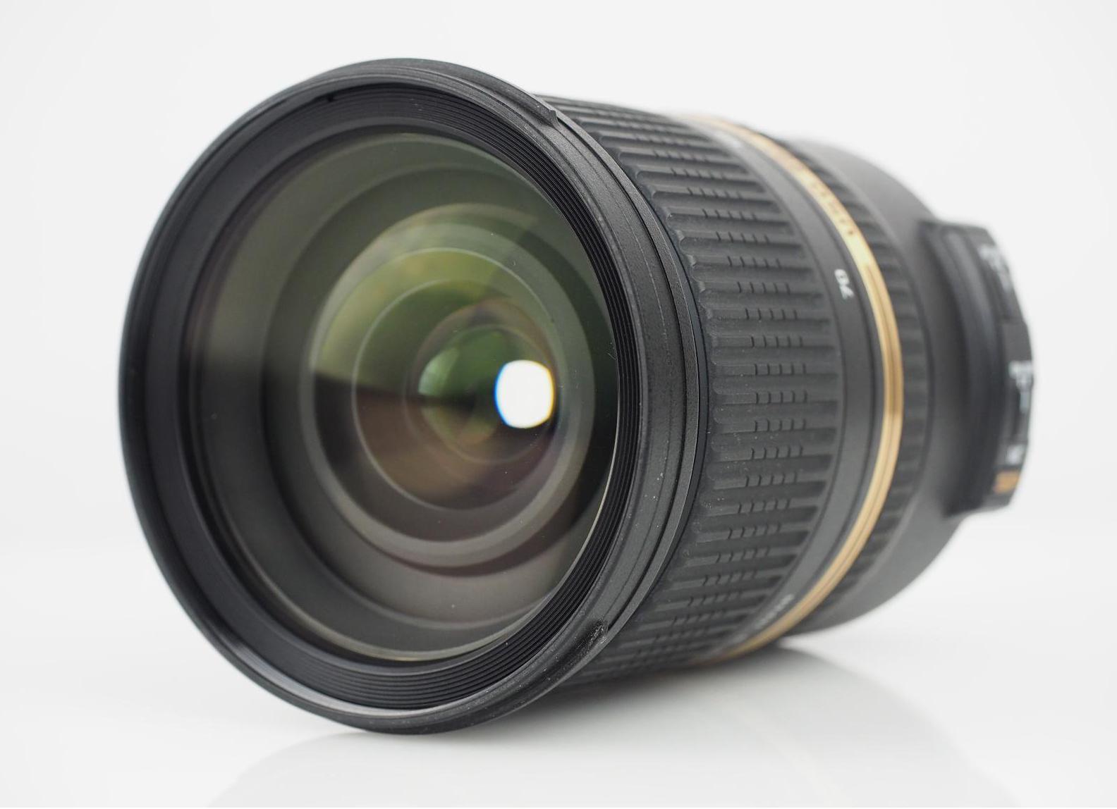 Obiettivi fotografici usati