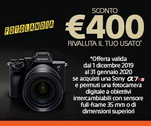 Promo Sony A7RM4