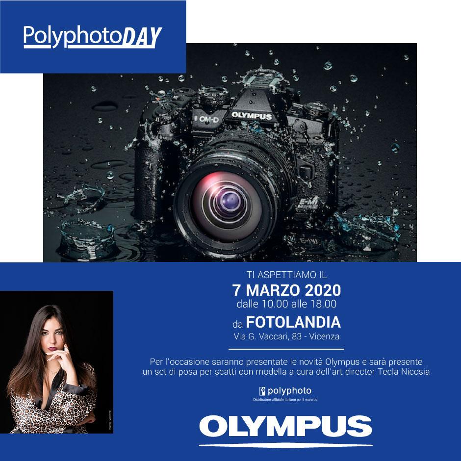 Open-day! Olympus OM-D E-M1 Mark III a marzo