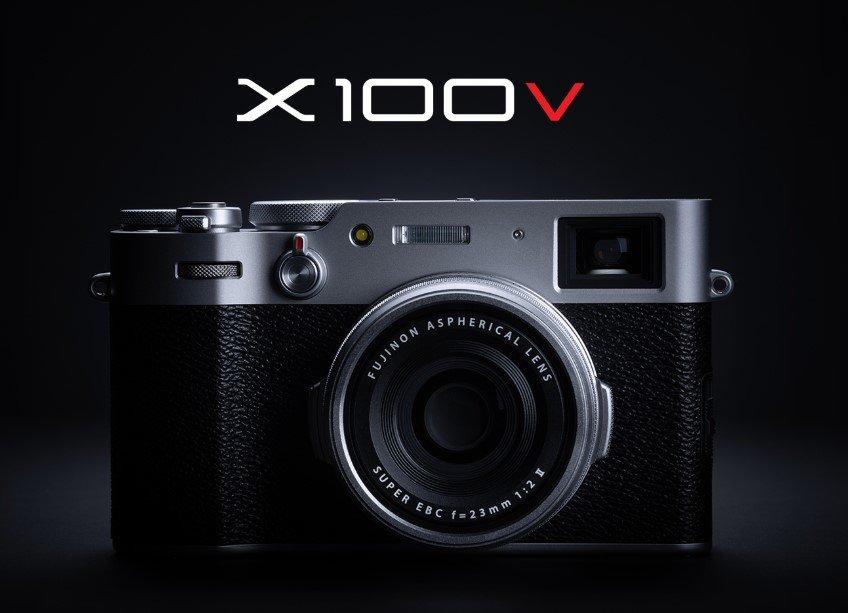 Nuova Fujifilm X100V