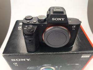 USATO DA URLO: Sony Alpha 7 ll e Sony 20-70 2.8 Demo