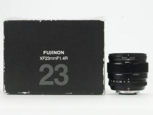 XF 23mm F/1.4 R
