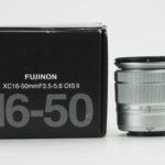 XF 16-50mm OIS II silver