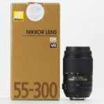 Nikon AF-S 55-300mm G ED VR