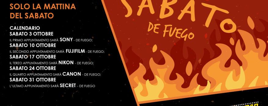Sabato de Fuego