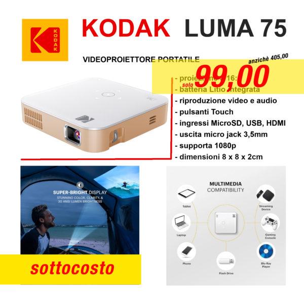 KODAK LUMA 75