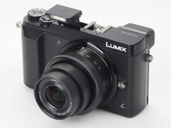 Panasonic LUMIX DMC-GX80 con 12-32mm ASPH. MEGA O.I.S.