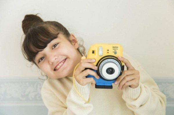 Fujifilm Instax Mini Minions Fotocamera Istantanea