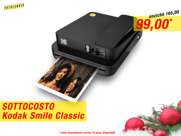 KODAK Smile Classic Camera Istantanea Digitale