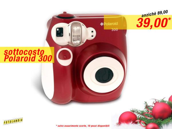 Fotocamera istantanea Polaroid 300