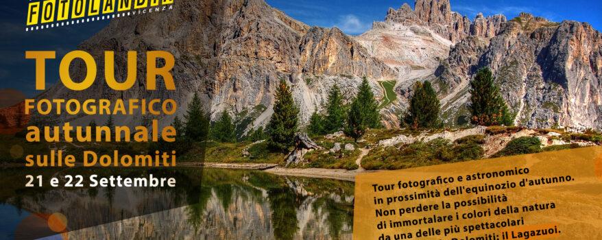 Tour fotografico sulle Dolomiti