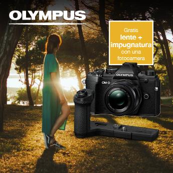 Promo Olympus E-M5 MKIII